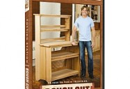 Rough Cut - Woodworking with Tommy Mac: Season 2, Potting Station (DVD + Printed Plans)