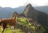 Time Scanners: Machu Picchu
