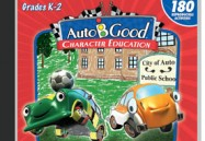 Auto-B-Good Printable Activity CD (GRADES K-2)