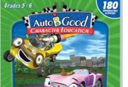 Auto-B-Good Printable Activity CD (GRADES 5-6)