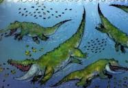 Counting Crocodiles & Monster Math