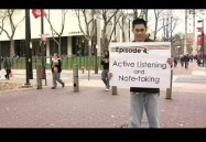 Active Listening and Note-Taking