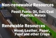 Choosing Sustainable Materials