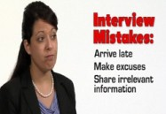 Common Job Interview Mistakes: What NOT To Say or Do