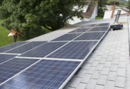 Installing a Solar Electric System: Residential Energy Efficiency Projects
