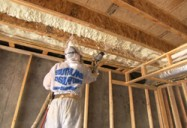 Air Sealing and Insulating: Residential Energy Efficiency Projects