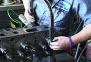 Diesel Cylinder Head Service