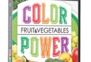 Fruit & Vegetables: Color Power