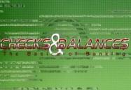 Checks & Balances: The Basics of Banking