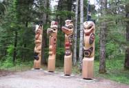 Little Town, Big Totem Poles
