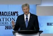 Federal Election 2015: National Leader's Debate #1