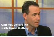 Can You Afford It? (Canada AM)