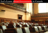Let's Learn About Government In Canada