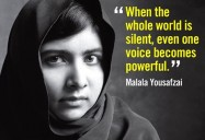 Malala: The Power of One Voice