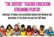 The Sisters Teacher Education Playlist (10 Programs)