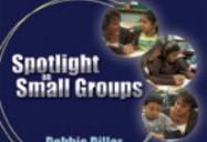 Spotlight on Small Groups