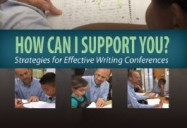 How Can I Support You? Strategies for Effective Writing Conferences