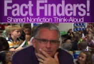 Fact Finders! Shared Nonfiction Think-Aloud
