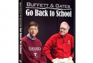 Buffett and Gates Go Back to School