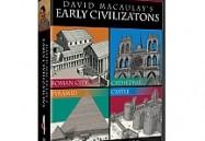 David Macaulay: Early Civilizations Animated 4PK DVD