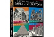 David Macaulay: Early Civilizations Animated 4PK DVD