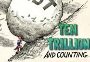 Ten Trillion and Counting: Frontline