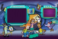 Cyberchase: Geometry