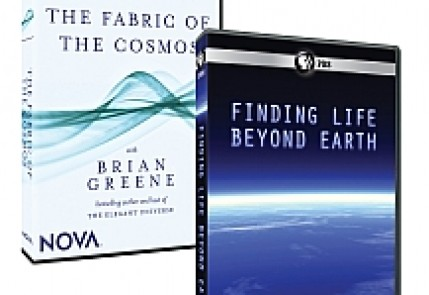 Titles fabric of the cosmos finding life beyond earth for Fabric of space time explained