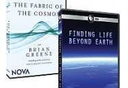 Fabric of the Cosmos / Finding Life Beyond Earth DVD Set