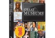 Great Museums (7 DVD Set)