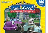 Auto-B-Good Printable Activity CD (GRADES 3-4)