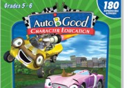 Auto-B-Good Printable Activity CD (GRADES 5-6)
