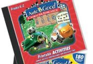 Auto-B-Good Printable Activity CD Complete Set