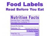 Food Labels (PowerPoint)