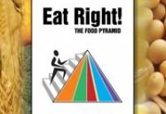 EAT RIGHT: 2005 FOOD PYRAMID