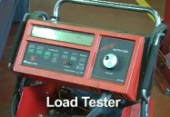 Using a Load Tester