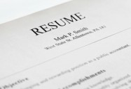 Before You Apply: Resumes, Portfolios, and Your Online Persona