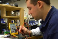 Advanced Manufacturing and Applied Engineering Technology: STEM Careers in Two Years