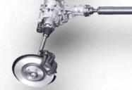 CV Axle Technology