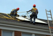 Installing a Solar Hot Water System: Residential Energy Efficiency Projects