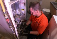 Upgrading a Forced Air Furnace: Residential Energy Efficiency Projects