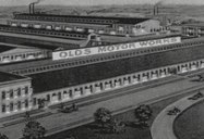 R.E. Olds and the First Auto City