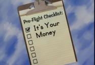 It's Your Money: Financial Flight School