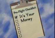 It's Your Money: Financial Flight School