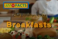 Breakfasts: Just the Facts Series