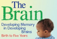 The Brain: Developing Memory in Developing Brains (Birth to Five Years)