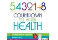 54321+8 Count Down to Your Health