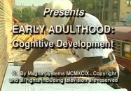 Cognitive Development: Early Adulthood