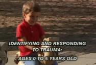 Identifying And Responding To Trauma I
