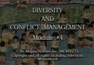 Diversity & Conflict Management